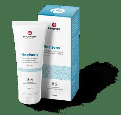 nocisens-caja-tubo-isolated